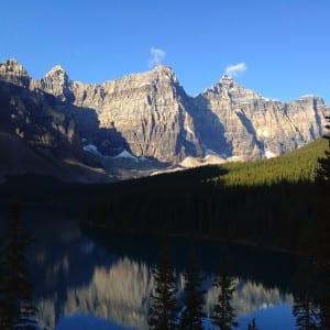 Valley of Ten Peaks